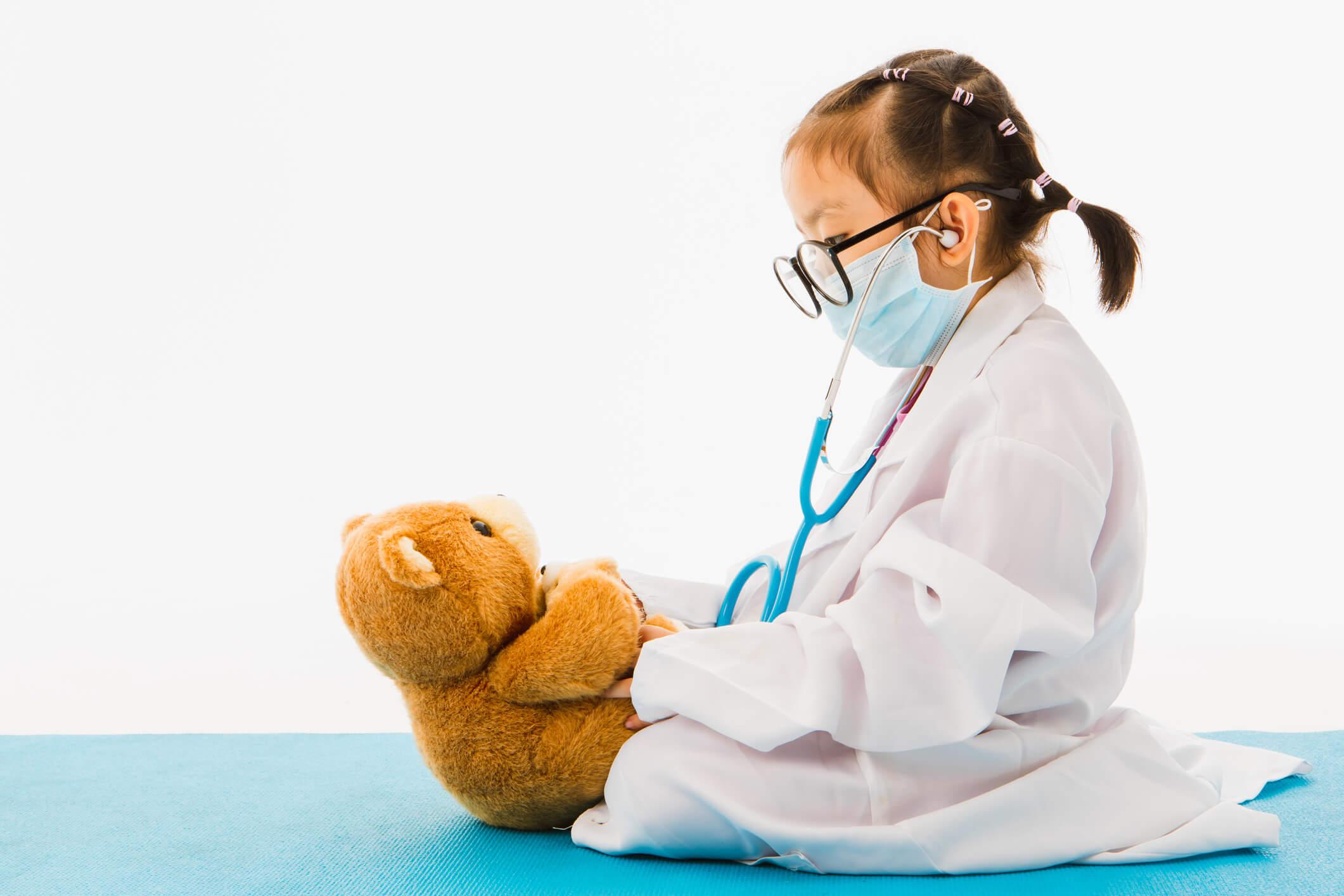 Weiterbildung Kinderchirurgie - Titelbild