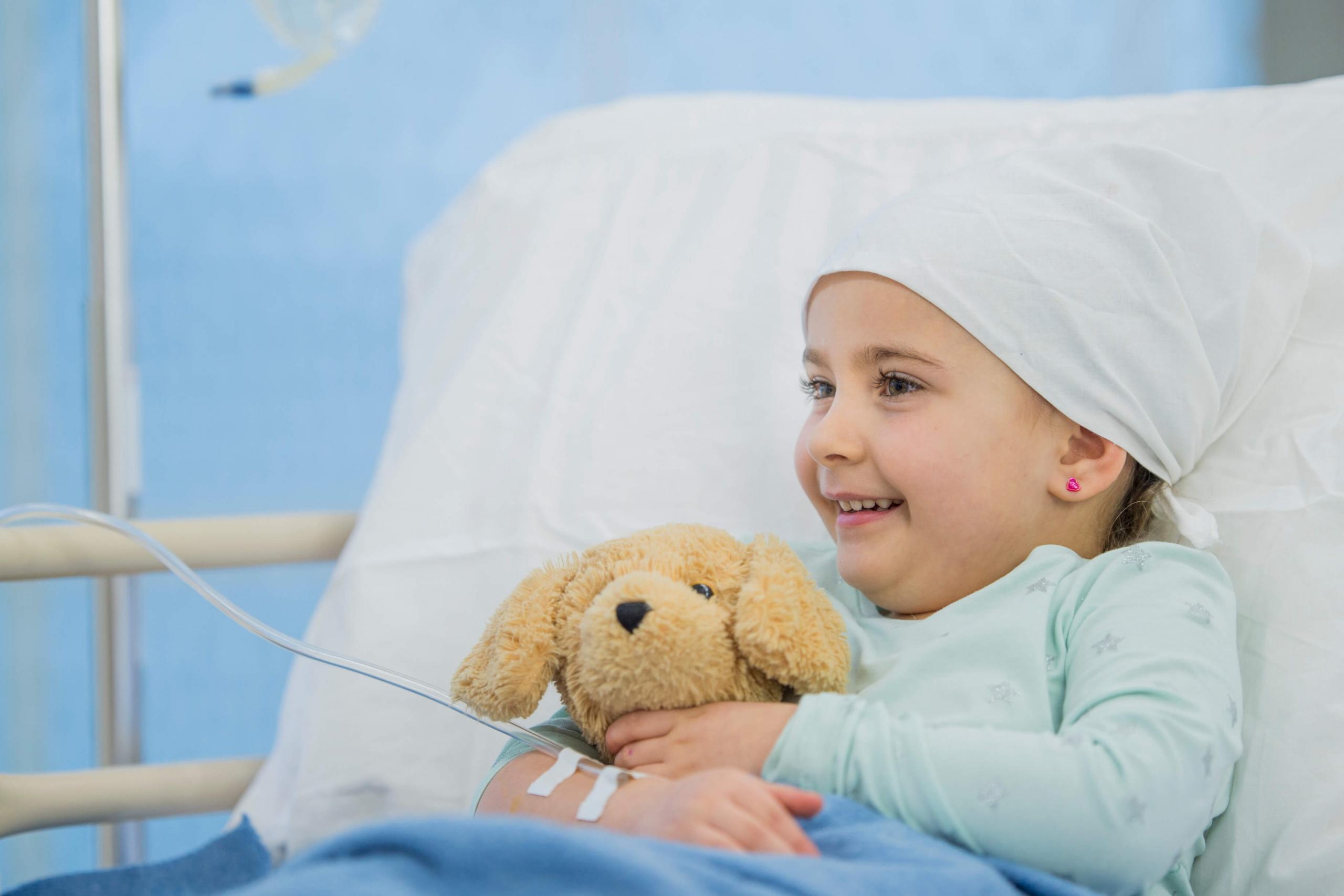 Kindertumorchirurgie - Titelbild